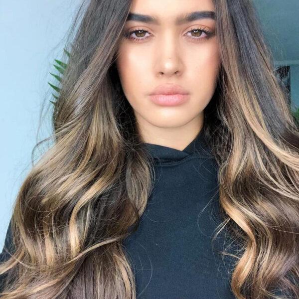 Manta Hair Brush — Black