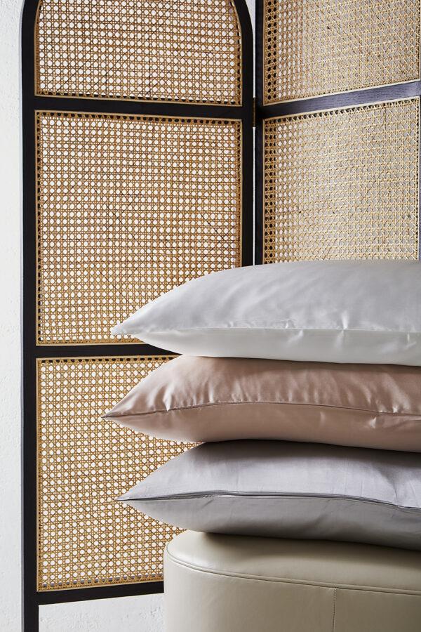 Beauty Box Pillowcase — Ivory